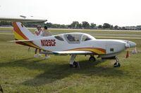 N129CF @ KOSH - Oshkosh EAA Fly-in 2009