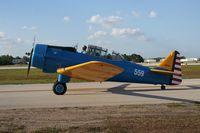 N55903 @ LAL - North American NA-64