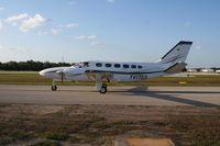 YV1753 @ LAL - Cessna 441 heading back to Venezuela