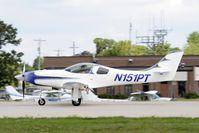 N151PT @ KOSH - Landing 27 at OSH