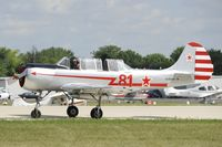 N152RS @ KOSH - Taxi to parking