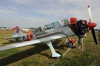 N152TD @ KOSH - Oshkosh EAA Fly-in 2009