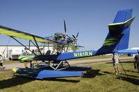 N161RN @ KOSH - Oshkosh EAA Fly-in 2009