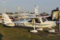 N162CE @ KOSH - Oshkosh EAA Fly-in 2009