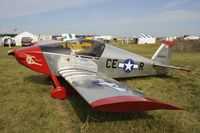 N168SX @ KOSH - Oshkosh EAA Fly-in 2009