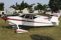 N168WH @ KOSH - Oshkosh EAA Fly-in 2009