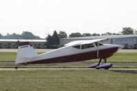 N169WH @ KOSH - Taxi for departure