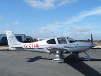 G-CTAM @ EGBT - Cirrus SR22 at Turweston