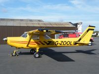 G-ZOOL @ EGBT - Cessna FA152 at Turweston