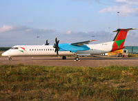 5Y-VVX @ EHEH - new livery for this airline and new type of a/c - by Jeroen Stroes