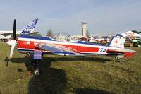 N176FD @ KOSH - Oshkosh EAA Fly-in 2009