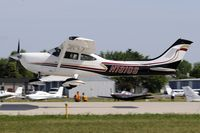 N181GS @ KOSH - Departing OSH on 27 - by Todd Royer