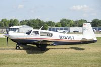 N181KT @ KOSH - Taxi to parking