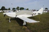 N211JF @ KOSH - Oshkosh EAA Fly-in 2009