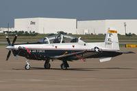 07-3907 @ AFW - USAF T-6A Texan at Alliance Forth Worth - by Zane Adams