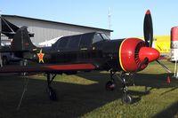 N222XS @ KOSH - Oshkosh EAA Fly-in 2009