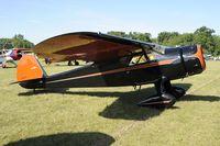 N237E @ KOSH - Oshkosh EAA Fly-in 2009
