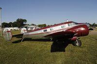 N241D @ KOSH - Oshkosh EAA Fly-in 2009