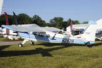 N242B @ KOSH - Oshkosh EAA Fly-in 2009