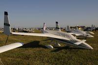 N271J @ KOSH - Oshkosh EAA Fly-in 2009