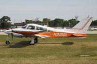 N310BL @ KOSH - Oshkosh EAA Fly-in 2009