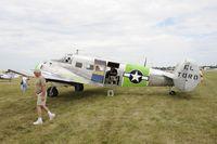 N314WN @ KOSH - Oshkosh EAA Fly-in 2009 - by Todd Royer