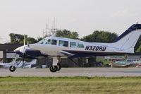 N320RD @ KOSH - Departing OSH on 27