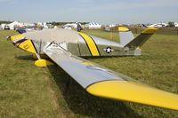 N327L @ KOSH - Oshkosh EAA Fly-in 2009