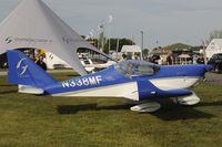 N338MF @ KOSH - Oshkosh EAA Fly-in 2009