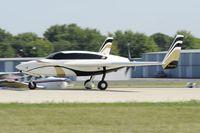 N339TS @ KOSH - Landing 27 at OSH