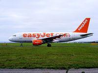 G-EZAW @ EGGP - Easyjet - by Chris Hall