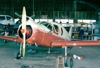 N1KQ @ KCLT - Bellanca 14-9L of State Airlines at the Carolinas Aviation Museum, Charlotte NC