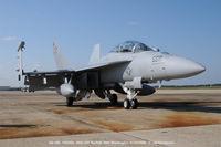 166900 @ ADW - 1st EA-18G Prowler at NAF Washington - by J.G. Handelman