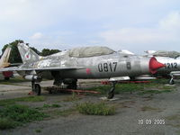0817 @ LKVY - Early Mig 21 - by John1958