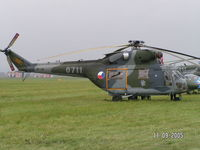 0711 @ LKTB - a PZL W-3!!! - by John1958