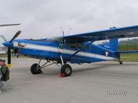 3G-EN @ LKTB - Pilatus PC-6, Austrian Air Force - by John1958