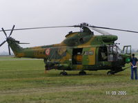 78 @ LKTB - Romanian Air Force Puma - by John1958