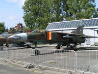 2406 @ LKKB - At the air force museum just outside Prague - by John1958