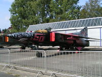 3646 @ LKKB - Mig 23 in a really interesting colour scheme!!!!! - by John1958