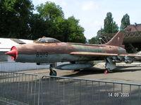 6513 @ LKKB - Sukhoi SU-7 - by John1958