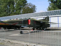 7905 @ LKKB - Another Mig 23, another interesting colour scheme!!! - by John1958