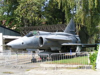 37957 @ LKKB - Swedish Air Force - by John1958
