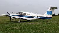 D-EGAX - PA-28RT-201T - by Batero Nomuro