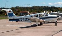 D-EGAX - PA-28RT-201T - by Fujiro Nakombi