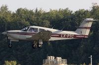 LX-PTC - PA-28RT-201T - by murmeldeier