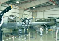 N2880D @ TMB - Beechcraft SNB-1 Kansan at Weeks Air Museum, Tamiami airport, Miami FL