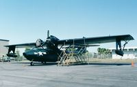 N287 @ TMB - Consolidated PBY-5 Catalina at Weeks Air Museum, Tamiami airport, Miami FL