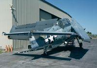 N9548Z @ TMB - Grumman (General Motors) TBM-3E Avenger at Weeks Air Museum, Tamiami airport, Miami FL