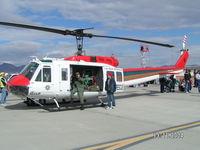 N233JP @ KLSV - Local police chopper - by John1958