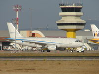 CS-TFU @ LPFR - White Airlines VIP A319 at Faro